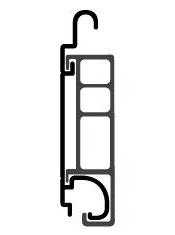 disegno tecnico tapparelle in alluminio Special